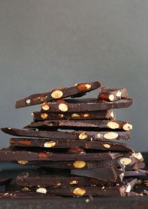 Dark-Chocolate-Bars-with-Almonds